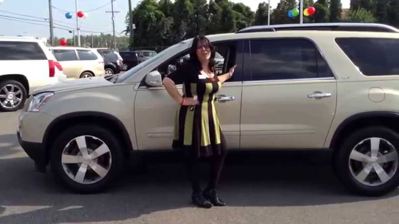 2009 gmc acadia stk 4069b used cars schererville near merrillville and highalnd