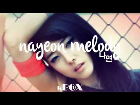 Nayeon Melody 나연   kBOX Mixtape (K-POP)