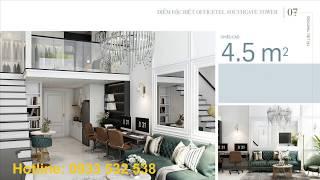 Officetel Quận 7 - Southgate Tower - 86 Nguyễn Thị Thập. LH: 0933 532 538