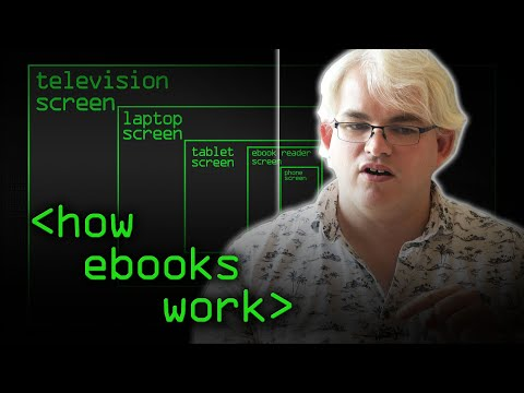 How EBooks Work - Computerphile