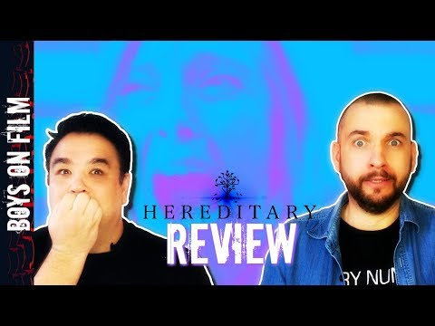 HEREDITARY starring TONI COLLETTE || MOVIE REVIEW