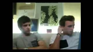 Liam and Andy Twitcam 19. June 12 Part 4