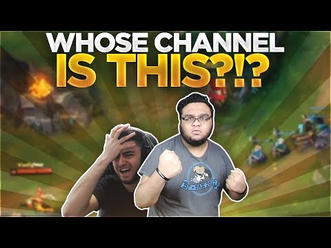 Yassuo | WHOSE CHANNEL IS THIS?!? MOE OR PINOY?!?