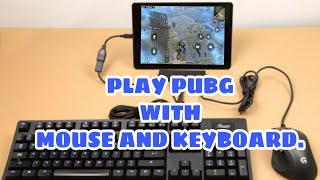 Play PUBG MOBILE On your phone with KEYBOARD and MOUSE. (In Hindi) by LET S DO IT. TRY IT.