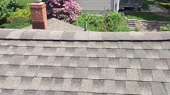 GAF Timberline Shingles Weathered wood