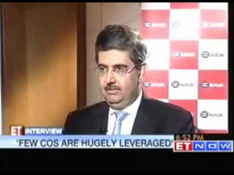 Don't bet on index; buy stocks: Kotak Mahindra Bank