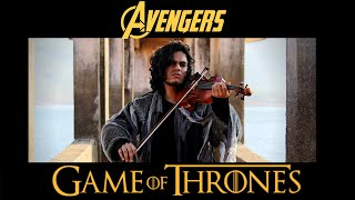 Game of Thrones X Avengers | A Tribute | Instrumental | Jo aur Vo