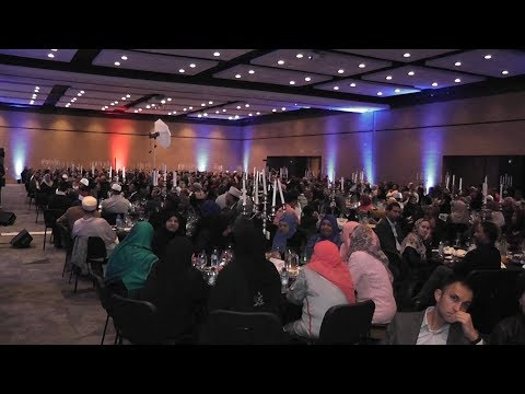 Masjidul Quds Lifetime Community Service Awards 2017