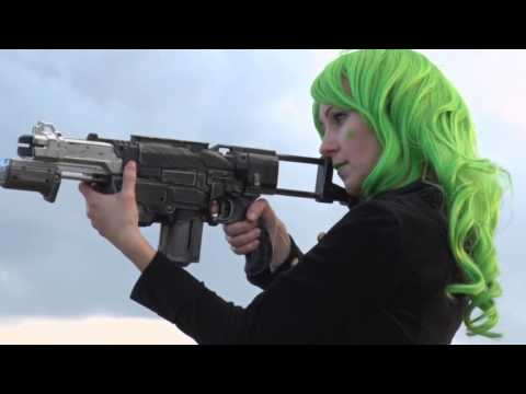 "Aphrodite IX Cosplay ""On The Hunt"" (Cosplay Video by Airitech Creations)"