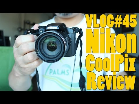 Nikon CoolPix P510 for Vlog Review