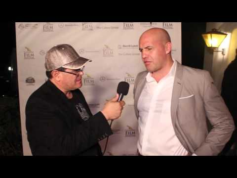 LJ Rivera interviews Billy Zane at the 2015 Catalina Film Festival