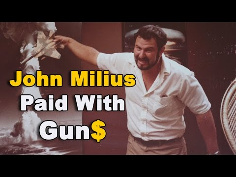 John Milius Forced Studios to Buy Him Guns