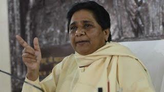 Mayawati on Women Beaten Up for Carrying Beef