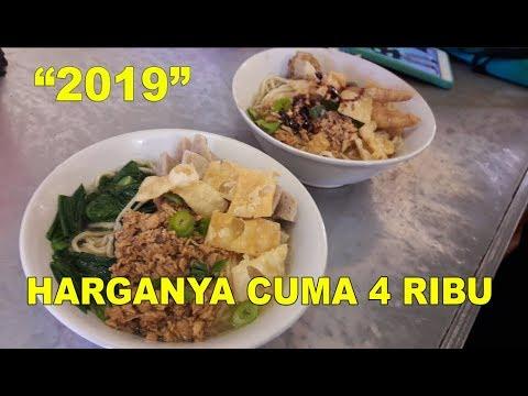 2019 Mie Ayam Ini Harganya Cuma 4 Ribu Kuliner Cilacap