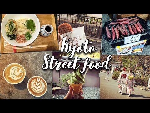 KYOTO'S STREET FOOD - Arashiyama, Kyoto, Japan Vlog