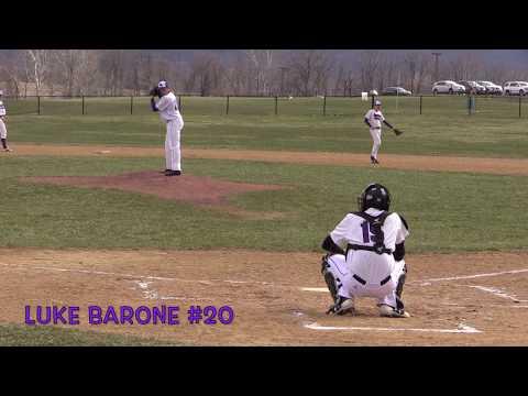 Monroe-Woodbury Crusaders Baseball vs. Warwick Valley Junior Varsity 4-10-18