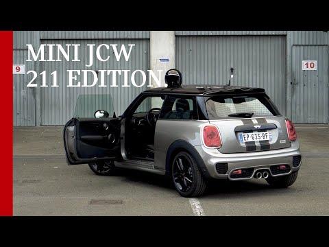 Mini Hatch 211 John Cooper Works Edition Youtube