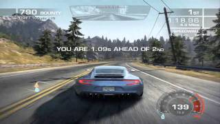 Need for Speed Hot Pursuit ~ Racer Gameplay ~ Glorious Fourth