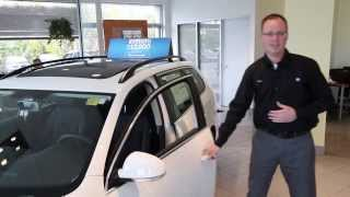volkswagen's Keyless Access System (KESSY) Explained - Leavens VW, London Ontario