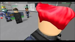 ROBLOX THE DAY I ALMOST GOT FIRED!!! (ROBLOX INNOVATION SECURITY TRAINING FACILITY!)