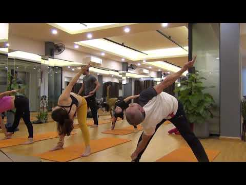 Complete Mix Yoga Class Whole Body Workout Dynamic Flow PraveenYoga