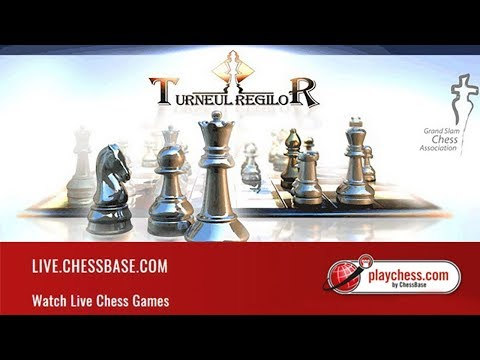 Kings Tournament Blitz with Sergey Karjakin, Vassily Ivanchuk and Wei Yi