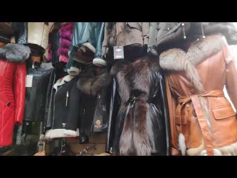 Москва рынок Садовод Шубы и мужские куртки цены,