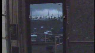 Downtown Nashville Tornado Caught On Tape