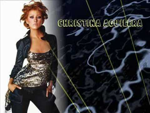 Christina Aguilera Instrumental - Beautiful (backup vocals)
