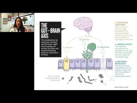RuthAnn Luna - The Microbiome Gut Brain Axis Linking Gastrointestinal and Neurobehavioral Processes