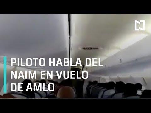Capitán sorprende a AMLO con historia del lago de Texcoco y su apoyo