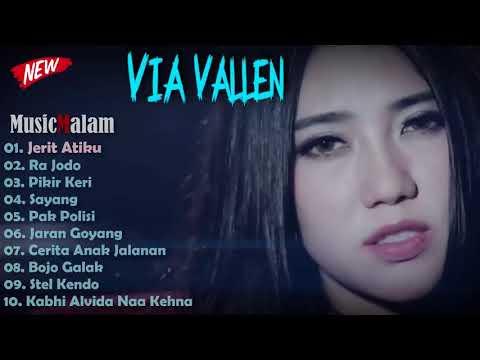 Via Vallen Terbaru Jerit Atiku Full Album Dangdut Koplo 2018