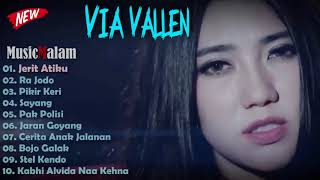 Via Vallen Terbaru Jerit Atiku Full Album Dangdut Koplo 2018