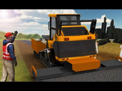 city constructor road builder android gameplay hd youtube