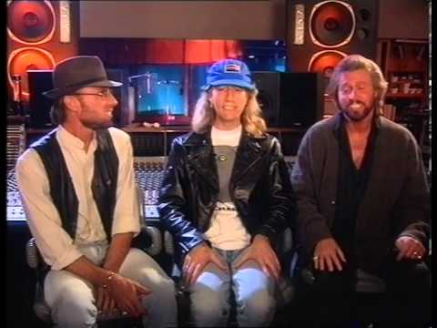 Bee Gees - Miami Beach Interview with Cilla Black * includes To Love Somebody acapella