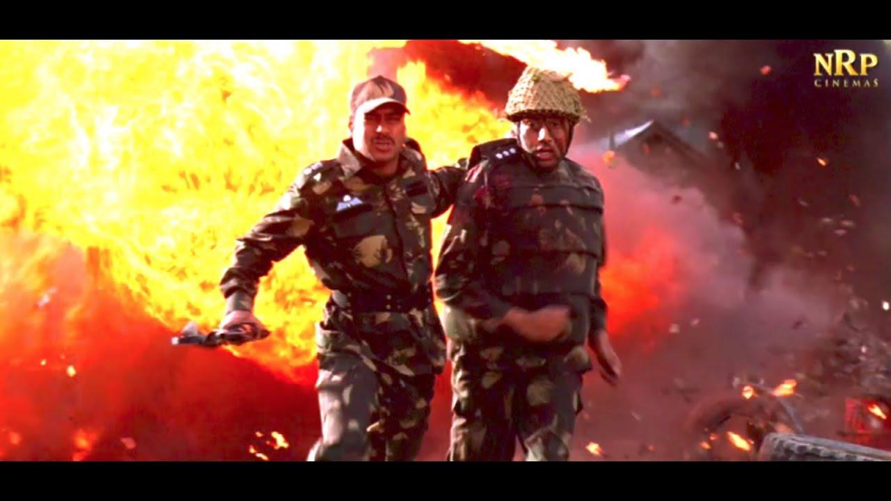 Download ZAMEEN ::: Action Dhamaka  Ajay Devgn Abhishek Bachchan