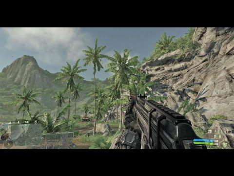 Прохождение Crysis 2 #1 - Начало)