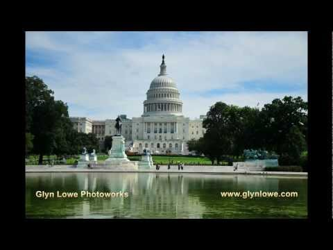 The Capitol Building - Washington DC - HD