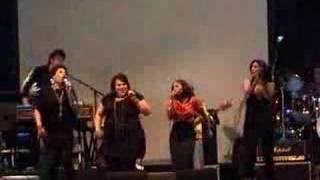 Rose Spearman live @ Zomerparkfeesten Venlo 4-08-07