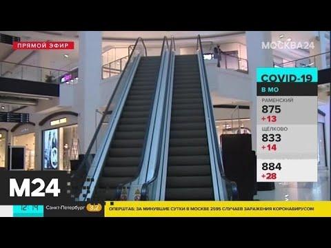 Все ли непродовольственные магазины готовы к открытию - Москва 24