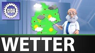 GIDA - Wetter - Sachunterricht - Schulfilm - DVD (Trailer)