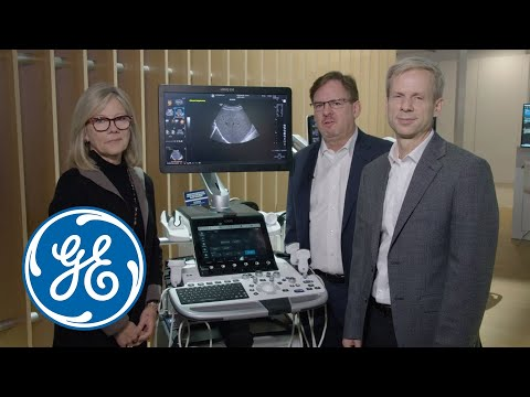 What's new with GE Healthcare - LOGIQ™ E10