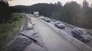 Смертельная авария на трассе М-5 Урал