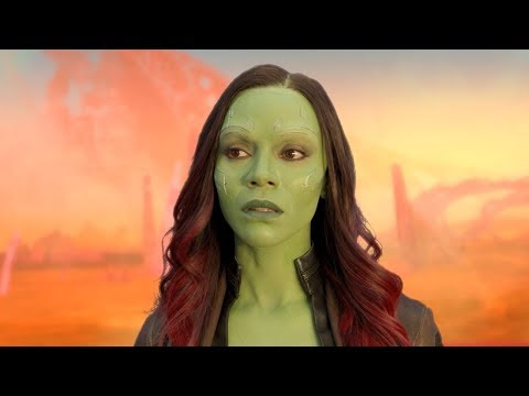Guardians 2: Bloopers & Deleted s from the set 2017