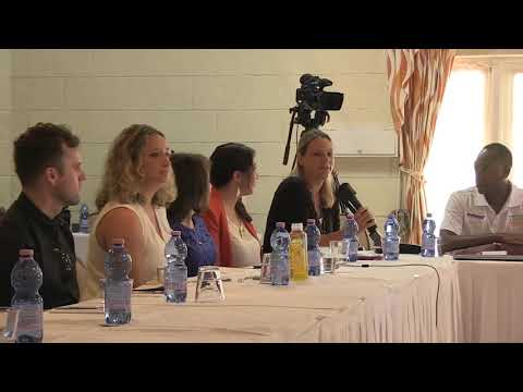 Millennial Travel Forum Barbados Roundtable