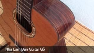 Nhà Làm Đàn Guitar Gỗ - MS : C 700