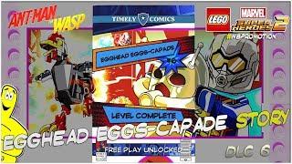 Lego Marvel Superheroes 2: Ant-Man and Wasp DLC STORY - HTG