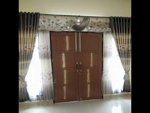 Gorden Pintu Rumah Minimalis