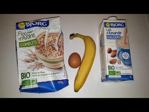 pancakes-flocons-d'avoine-banane