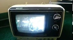 Picking up an analog tv station on 40 year old tv set